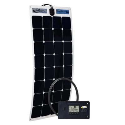 Go Power Flexible Solar Kit