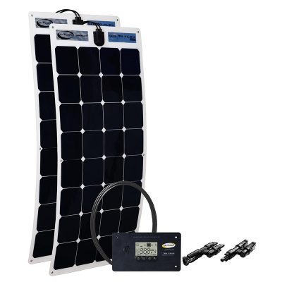 Go Power! GP-FLEX-200 Flexible Solar Kit