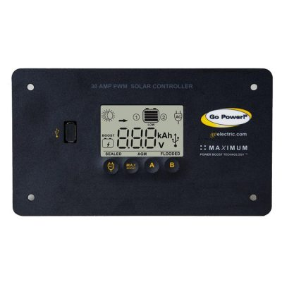 Go Power GP-PWM-30 Solar Controller