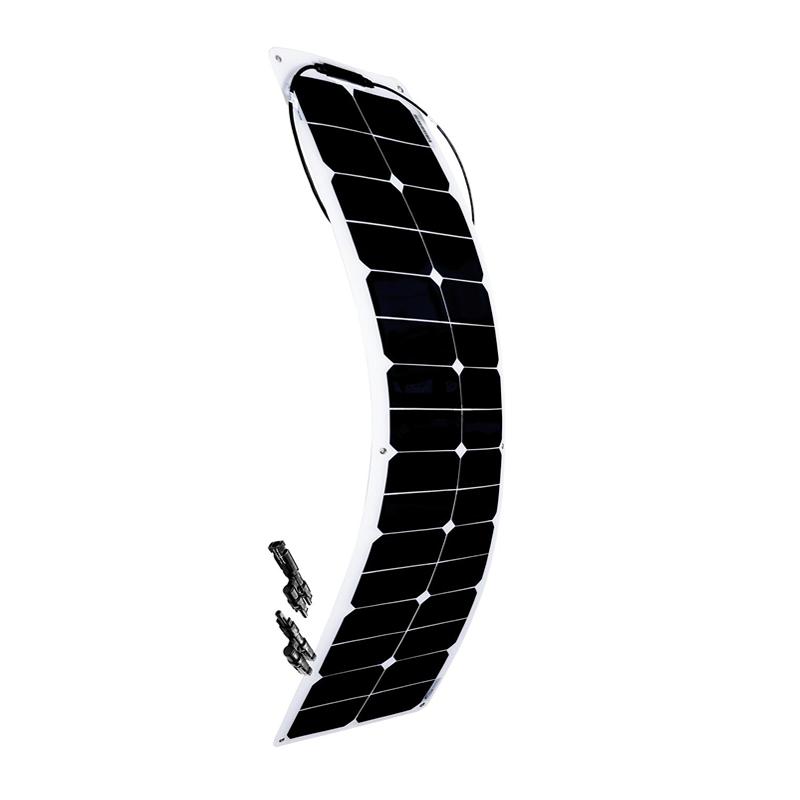 Go Power! GP-FLEX-50E Flexible Solar Expansion Kit