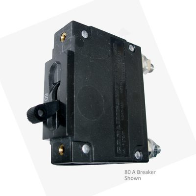 MidNite Solar MNEDC80 Panel Mounted Breaker