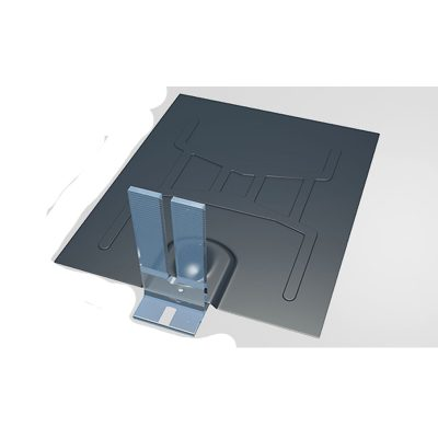 Spyder Roof Flashing