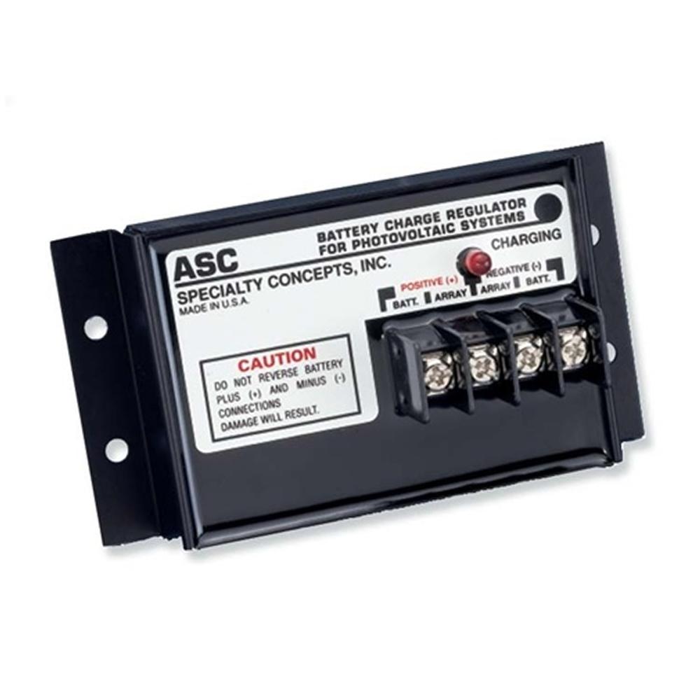 Specialty Concepts Asc 12 16 Solar Controller The Solar