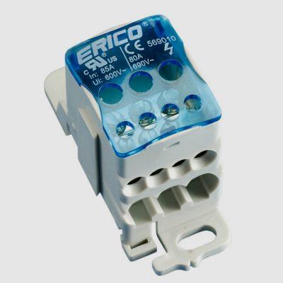 Erico UD80A Single Pole Distribution Block