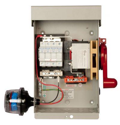 MidNite Solar 4 Circuit Disconnecting Combiner