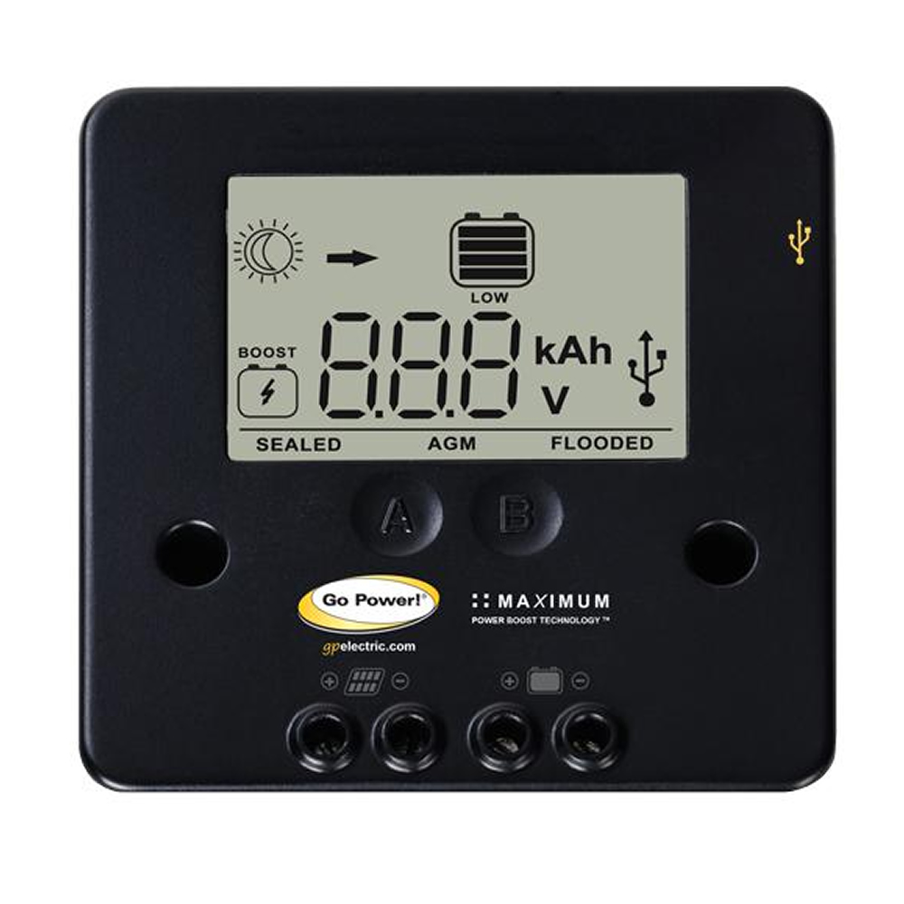 Go Power GP-PWM-10 Solar Controller