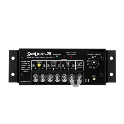 Morningstar SL-20L-12V Solar Lighting Controller