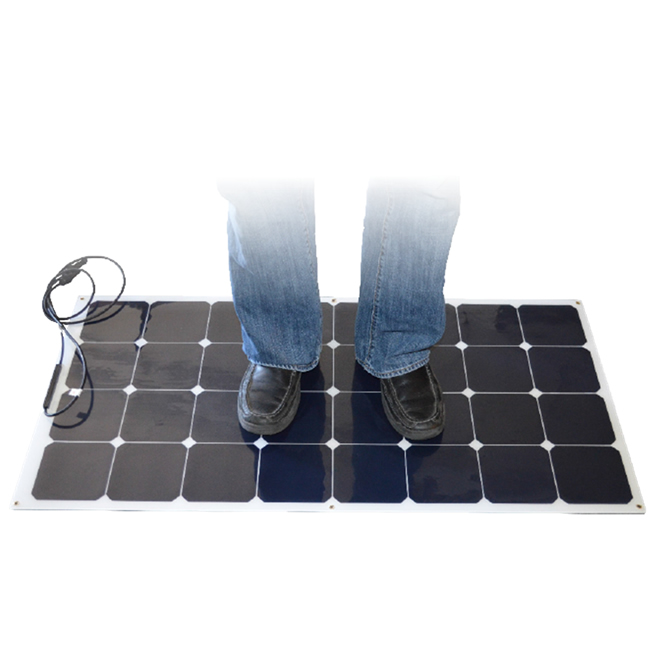 Go Power 100 Watt Flexible Solar Kit The Solar Supermarket