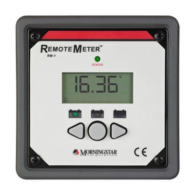 Morningstar RM-1 Remote Meter