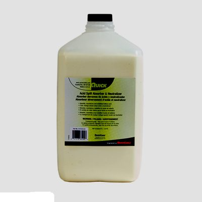 QuickCable Acid Spill Absorber