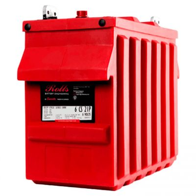Surrette 6CS21P Deep Cycle Battery