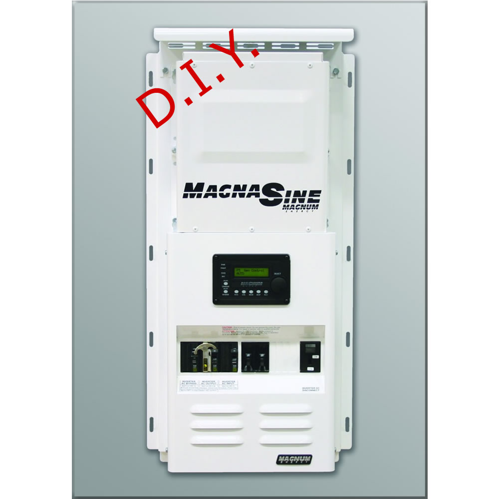 Emergency Power Off Switch Wiring Diagram besides Diy Magnum Mmp Panel With Ms4448pae Inverter further 1568 Magnum Mm1524ae 1500w 24v Inverter Charger moreover Inverters Batteries Solar Panels further 240 Vac 60hz. on magnum ms4024pae