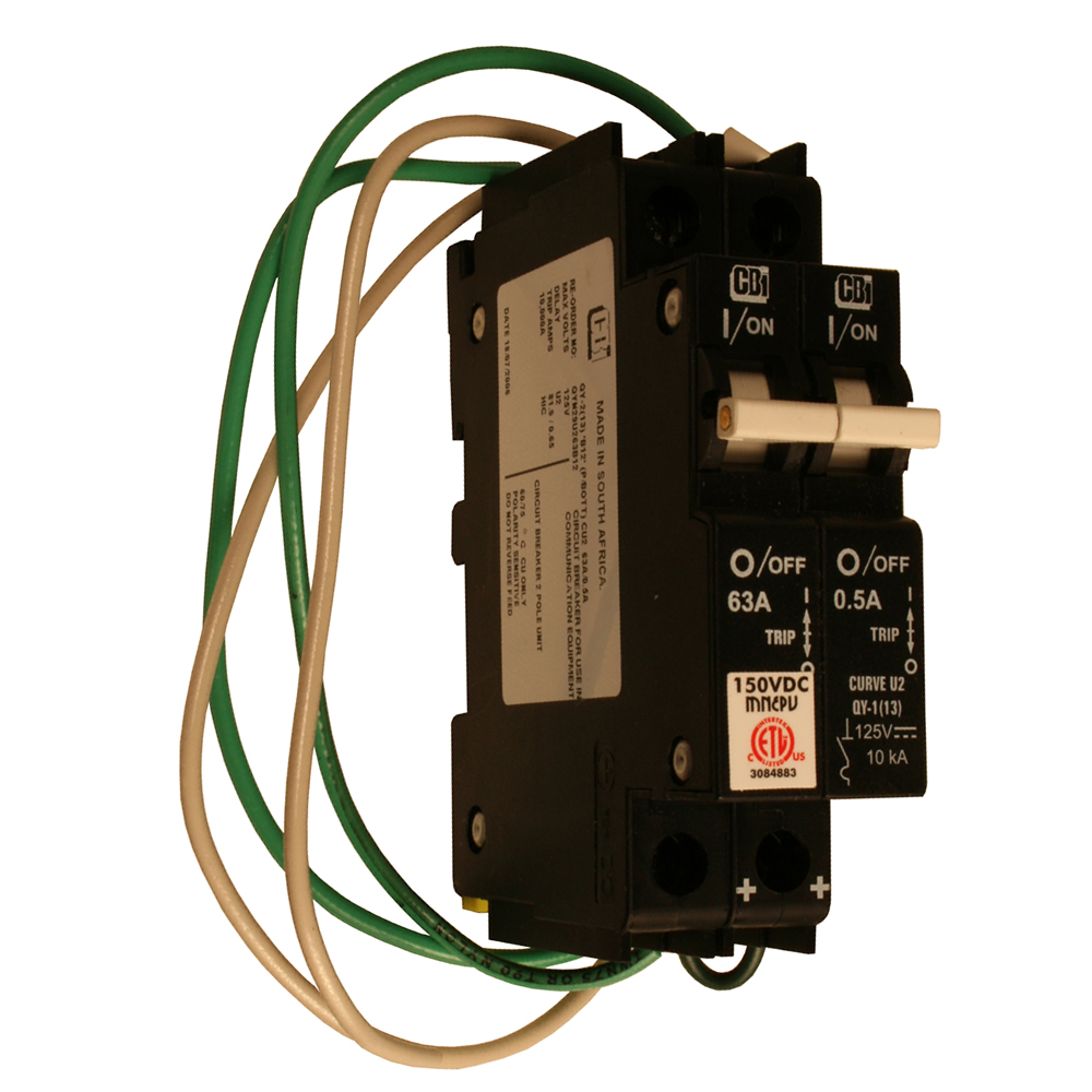 Midnite Solar 63a Din Rail Mount Ground Fault Protection